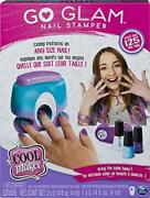 Cool Maker Go Glam Nail Stamper Nail Studio With 5 Patterns To Decorate 125 N...