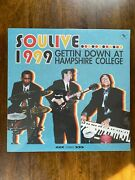 Soulive Gettin Down At Hampshire College Vinyl Lp Ltd. Ed. Of 500 New Sealed