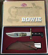 Case Xx Usa And Colt Usa Bowie Knife Commemorative 1911 Colt For 100 Years Nib.
