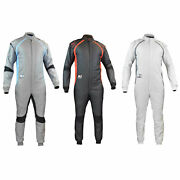 K1 Race Gear Flex Auto Racing Nomex Suit Fia Premium 3 Layer Lightweight