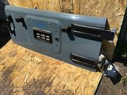 Jeep Wrangler 2014 Rear Lid , Tailgate, Tail Gate Fits 2013-2014-2015-2016