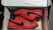 Nike Sb Dunk Low 2003 True Red Pure Blood Size 11 304292-601