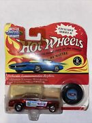 Hot Wheels Vintage Collection Mongoose Tom Mcewen Red Funny Car Loose