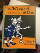 Vintage 1903 Wizard Of Oz L Frank Baum Rare 8 Color Plates Bobbs Merrill Denslow