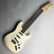 Used Fender Ritchie Blackmore St Type White Electric Guitar Free Shipping