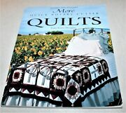 Leisure Arts More Quick Rotary Cutter Quilts - Pam Bono Designs - 108005 Guc
