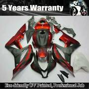 Motocycle Abs Plastic Fairing Kit For Honda Cbr600rr 2007 08 Bodywork Injection