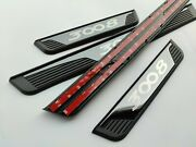 Car Accessories For Peugeot 3008 Door Sill Protector Scuff Plate Guard Parts