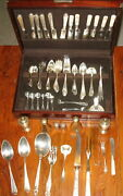 Antique Sterling Silver Flatware Over 100 Years Old