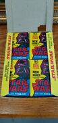 1977 Star Wars Series 2 Topps Cards 36 Sealed Packs Box 📈🔥 Invest Now