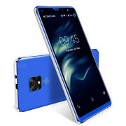 Android 9.0 Cell Phone Unlocked Dual Sim Quad Core Smartphone For Atandt T-mobile
