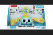 Fisher-price Rollinand039 Rovee Interactive Activity Toy Music +learning 6 M To 5 Y
