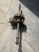 Yamaha Wolverine 350 Rear Differential With Axle
