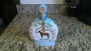Jim Beam Churchill Downs 95th Kentucky Derby Decanter Run For The Roses 1969 Exc
