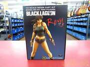 Black Lagoon Revy 1/6 Scale Resin Fujioura Limited Model Jpn Import Vg Condition