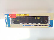 Walthers Gold Line Greenville Csx 7,000 Wood Chip Hopper Ho Freight Car 9325693