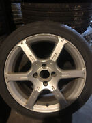 2004 Ford Focus Svt Wheel Alloy 17x7 Et49 Rare Ford Racing Zx3 Zx5 4cyl