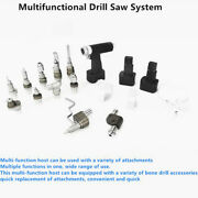 Multifunctional Orthopedic Electric Bone Drill And Saw Nm500 Surgical Instrument