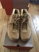 The Original Nike Air Zoom Generation Wheat Year 2004 Size 11