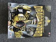 Power Rangers Legacy Black And Gold Dragonzord Toyand039s R Us New Unopened