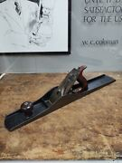 Stanley No 7 Bailey Corrugated Bottom Plane Woodworking Carpentry Tool