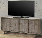Parker House - Crossings Casablanca 78 In. Tv Console - Csb78
