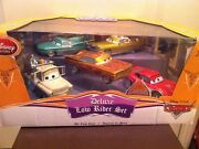 Disney Store Cars Deluxe Low Rider Set Ramone Moves Up And Down Diecast New