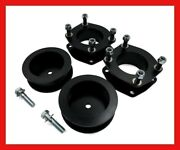 For 05-10 Jeep Grand Cherokee Wk 2 Front Rear Full Suspension Lift Leveling Kit