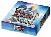 Card Fight Vanguard Booster Pack 1st Knight King Advent Box