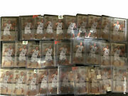 Dirk Nowitzki Rookie Card Topps Finest W/coating... X29 Card Lot. Investment