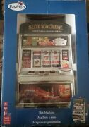Coin Slot Machine Bank Pavilion Exclusively For Toys R Us Vintage New Rare