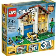 Lego Creator 3-in-1 Family House 31012 Light Brick Set New And Sealed [expedite]