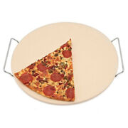 13 Inch Pizza Extra Thick Stone For Baking Pizza Tools Ovenandbbq Grill Baking