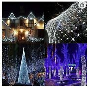 Qty 70 Boxes -100 Led Solar Power String Lights Garden Outdoor - White