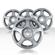 Revolve 16x7 Silver Wheel For 2000-2004 Ford Mustang Set Of 4