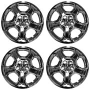 17 Hubcaps Wheel Covers Skins R17 Steel Rim For Chrome 2017 18 19 Ford Escape S