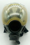 Msa Mcu-2/p Medium Gas Mask With Clear And Tinted Shields Andbag Apr2221.03.003