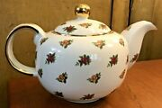 Royal Albert Old Country Roses Classic Ii Chintz Teapot 4 Cups