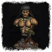 Tago Conan The Barbarian 1/8 Bust Miniatures And Modeling