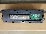 Ge Wb27t11252 Electronic Oven/clock Control