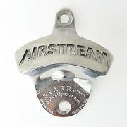 Airstream Beer Bottle Opener Wall Mounted Solid Stainless Steel Starr X Usa Made