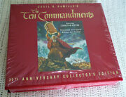 The Ten Commandments Vhs 35th Anniversary Collector's Edition - 1991