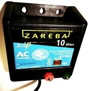 Zareba 115v1/2j-6 Electric Fence Controller 10 Mile Battery Operated