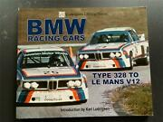 Bmw Racing Cars Type 328 To Le Mans V12 Signed By Mass Soper Martini