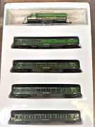 Model Power Limited Edition N Scale Presidential Train 0688 Of 2000