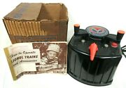Lionel Trainmaster Type Kw Transformer Boxed W/ How To Operate Trains Booklet