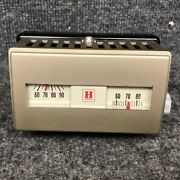 Vintage Mid Century Honeywell T473a Heavy Duty Wall Mount Thermostat Nos