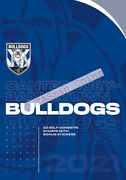 Stamp Pack Australia 2021 Nrl Canterbury Bulldogs Stamps And Stickers Collection