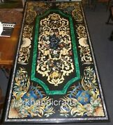 30 X 60 Inches Marble Meeting Table Top Royal Dining Table From Cottage Crafts