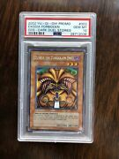 Yugioh Psa 10 Dark Duel Stories Dds Exodia The Forbidden One Promo